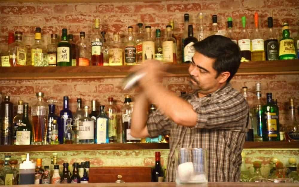 P1 - Barback to Bartender