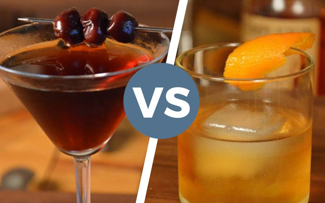 The Manhattan vs. The Old Fashioned