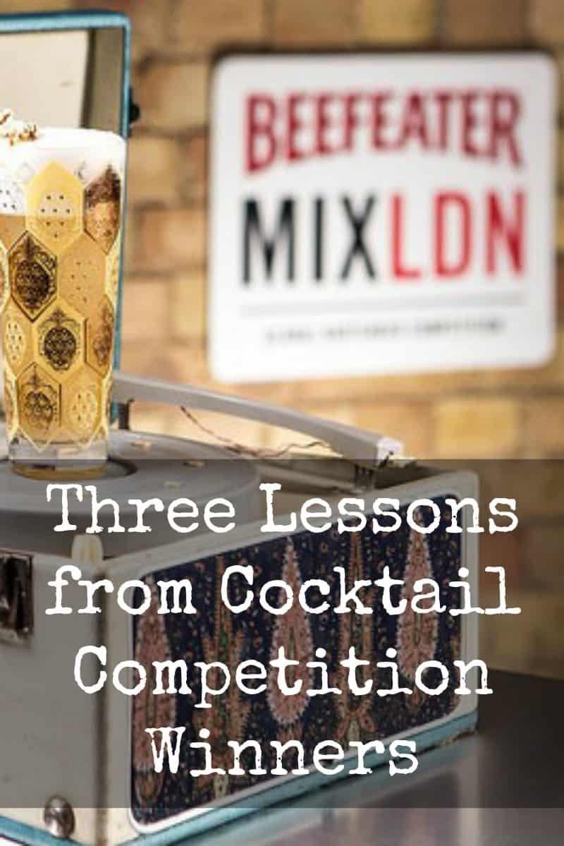 PI - Cocktail Competition Lesson