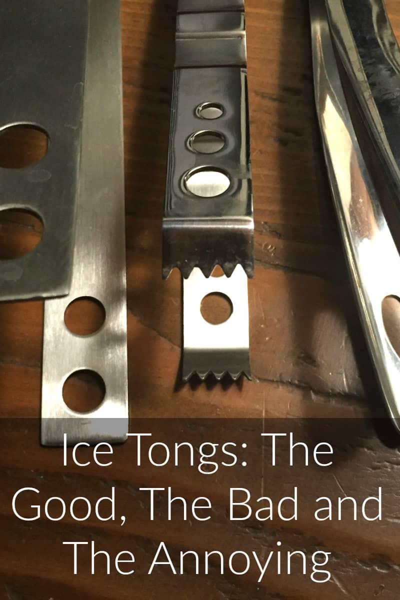 PI - Using Ice Tongs