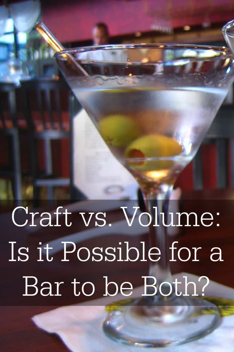 PI - Craft vs Volume