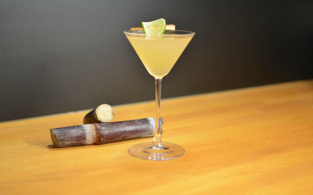 P4 - Sugarcane Daiquiri