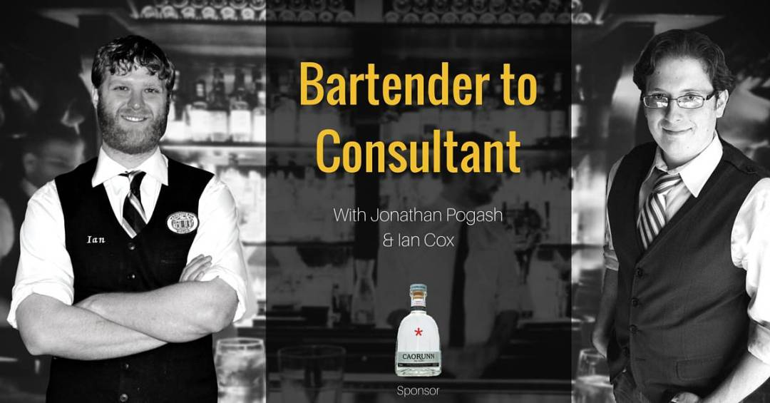Bartender to Consultant Seminar