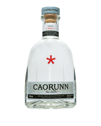 Caorunn Gin Bottle - DIY Transparent