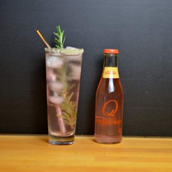 The Rosemary Paloma Cocktail