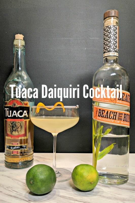 Tuaca Daiquiri