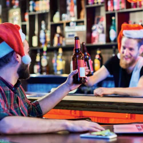 6 Ways to Make the Most of a Christmas Shift