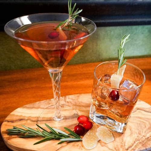 The Northern Sapsucker Cocktail