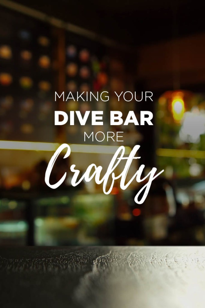8 Ideas for Making your Dive more Crafty