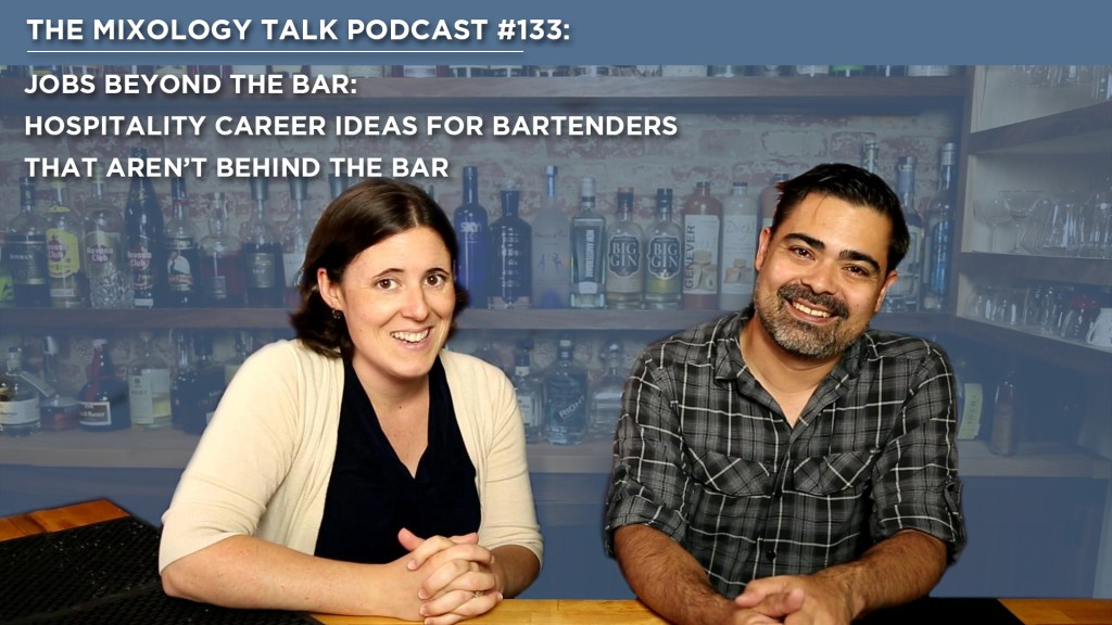 Jobs Beyond the Bar: Hospitality Career Ideas for Bartenders that aren't Behind the Bar
