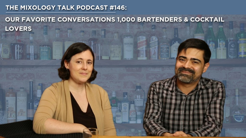 Our Favorite Conversations 1,000 Bartenders & Cocktail Lovers
