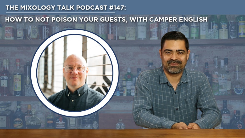 How to NOT Poison your Guests, with Camper English