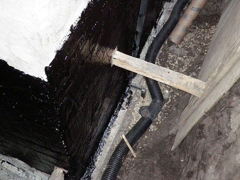 Weeping Tile Installation  Repairs Edmonton  Abarent