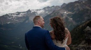 Sheena & Derek @ Kicking Horse Mtn Resort