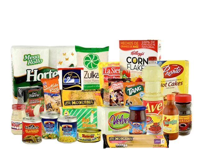 Abarrotes Abeja Despensa Alimentos 250