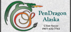 Pen Dragon Logo