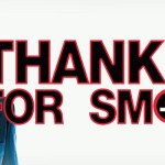 Thank you for smoking (coff coff!)