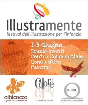 Illustramente, Palermo 1-3 giugno, Centro commerciale Conca D'oro