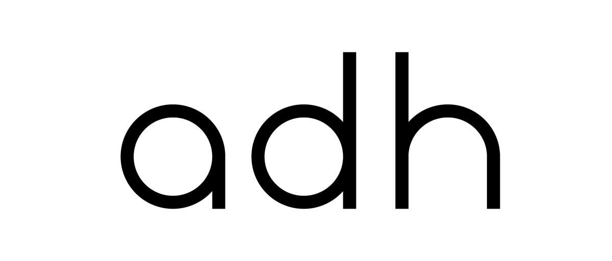 Progettazione del logo per l'Hotel ADH
