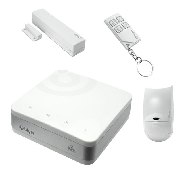 Blyssbox Liveez Technology La Box Domotique De Castorama