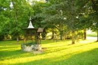 Le puits dans le parc