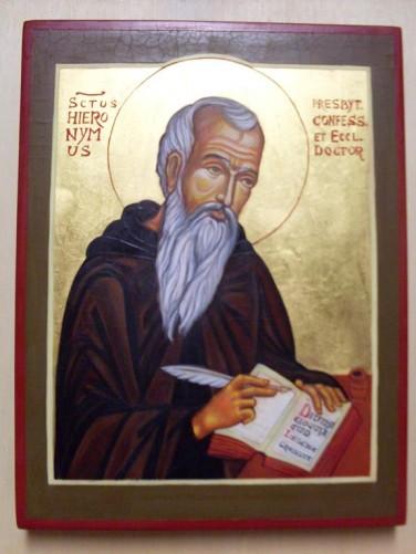 Laboratorio iconografico  Abbazia Santa Giustina