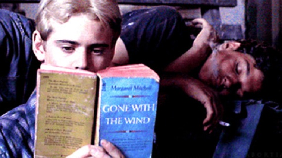 Image result for the outsiders gone with the wind