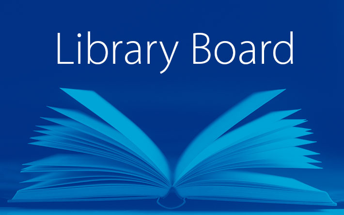 Image result for library board meeting
