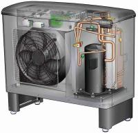 Heat Pumps Water Heating System Air Source