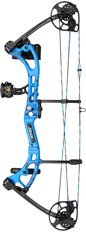 1976 Blue Bow Bear Archery