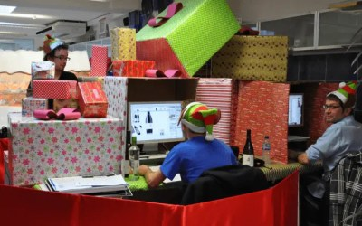 Christmas Cleaning: How to Keep Your Workplace Fresh & Festive