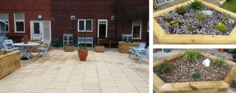 Abbeyfield garden project