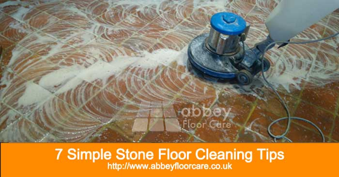 how to clean stone floors get 7 simple tips