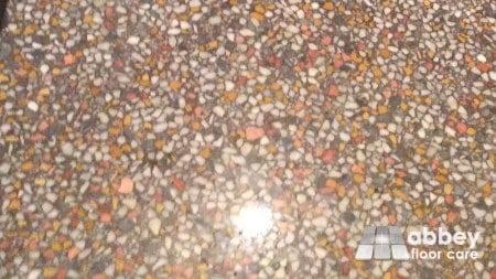 terrazzo diamond polishing northampton