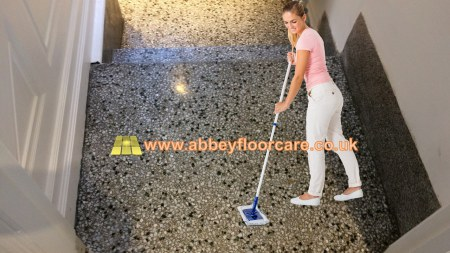 terrazzo cleaning instructions Abbey Floor Care