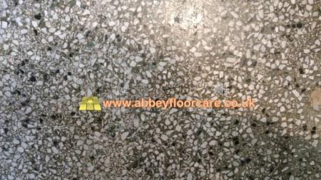 terrazzo polishing Solihull Abbey Floor Care