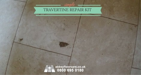 travertine repair kit for repairing