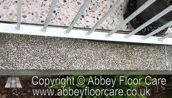 terrazzo floor restoration stourbridge - Abbey Floor Care