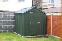 Steel Sheds Ireland - Garden Dublin & Wicklow