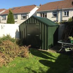 Garden Sheds Gorey steel sheds ireland steel garden sheds dublin wicklow   ifmore