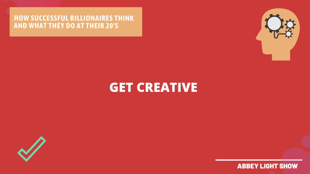 HOW SUCCESSFUL BILLIONAIRES THINK AND WHAT THEY DO AT THEIR 20'S