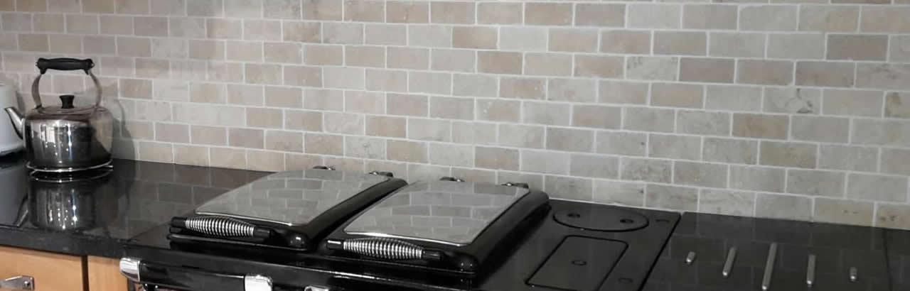 Natural Stone Floor Tiles Kitchen