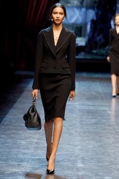 Dolce  Gabbana Collezione Autunno Inverno 2010 2011
