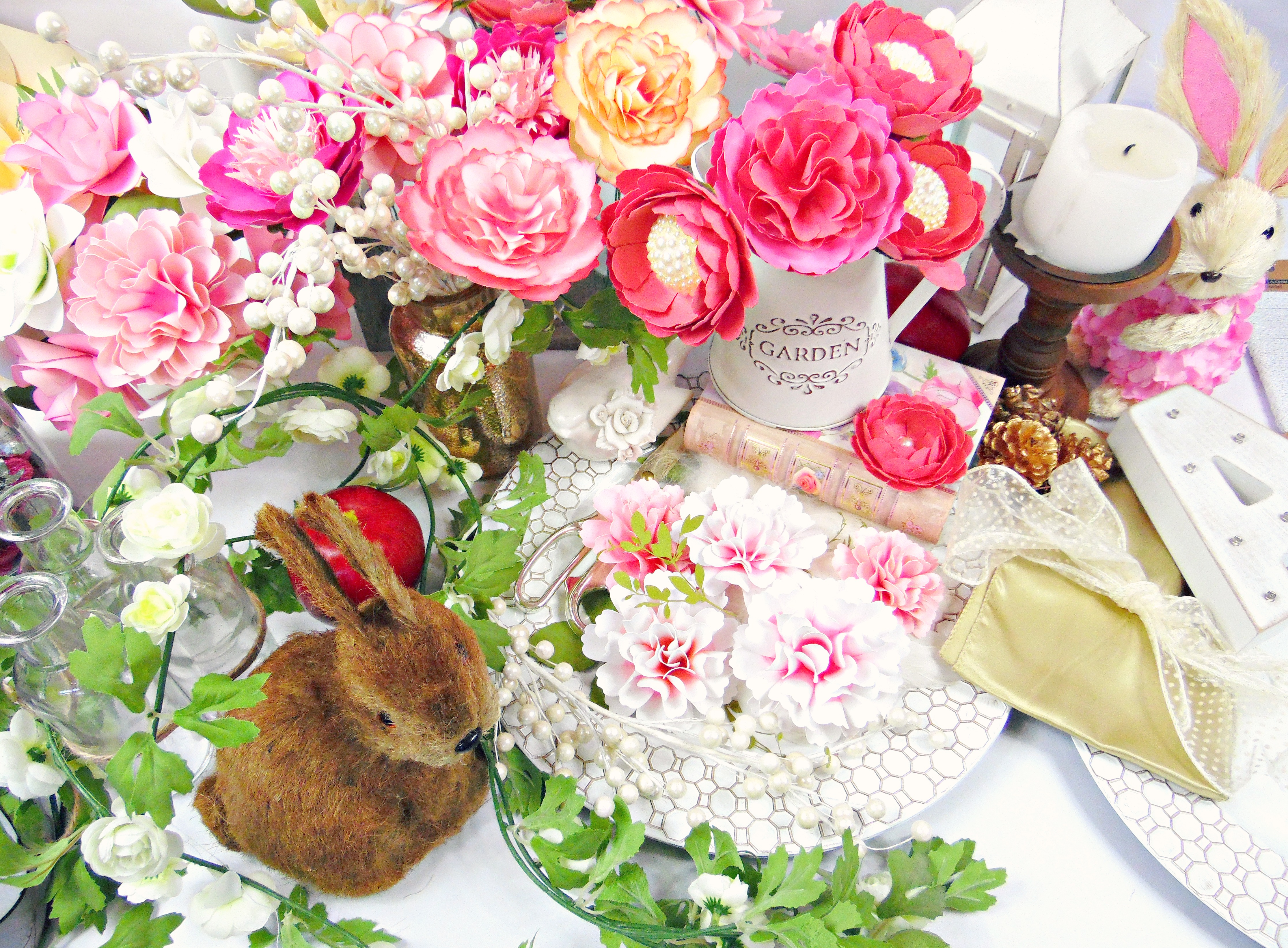 Warm up to Spring with these tablescape ideas