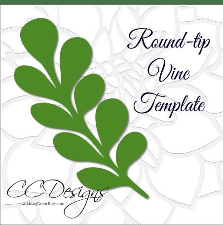 Round tip lead vine