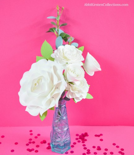 How to make your own paper flowers