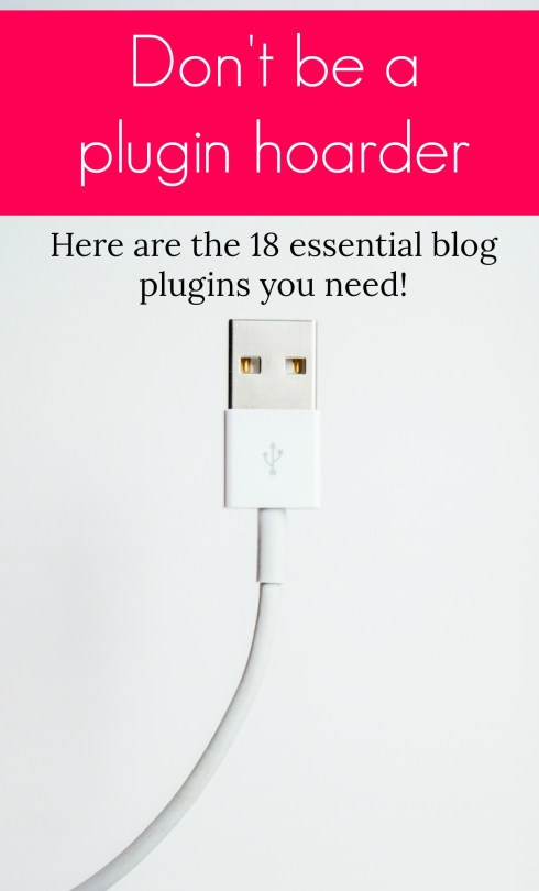 The Best WordPress Blog Plugins: 15 Must Have Plugins. The 15 most essential plugins for your WordPress blog. Beginner's guide to starting a blog.