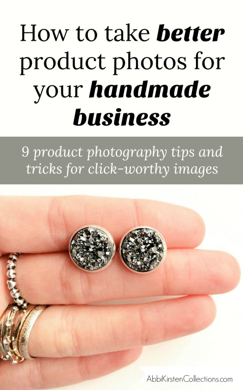 Product Photography Tips and Tricks: Beginner's guide to photography.