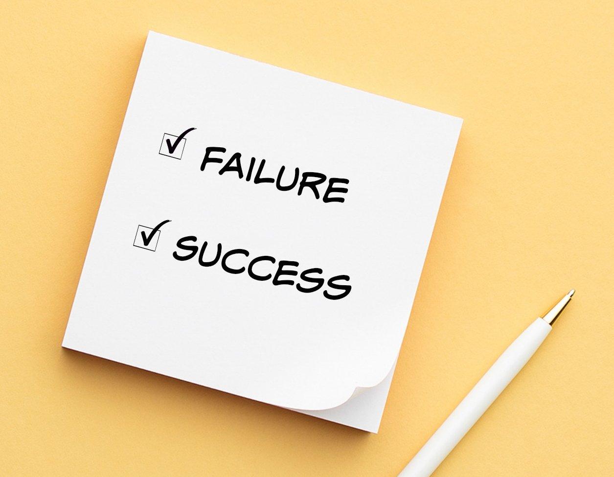 Creative Small Business Success: 5 Ways Failure Made Me Succeed