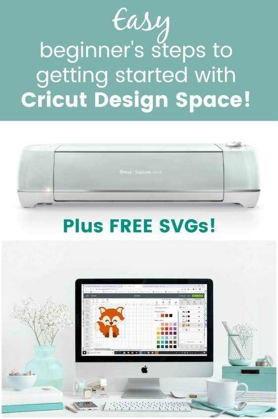 Cricut Tutorials for Beginners: How to Upload an SVG to Design Space.